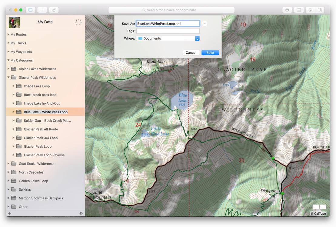 Topo Maps+ Free